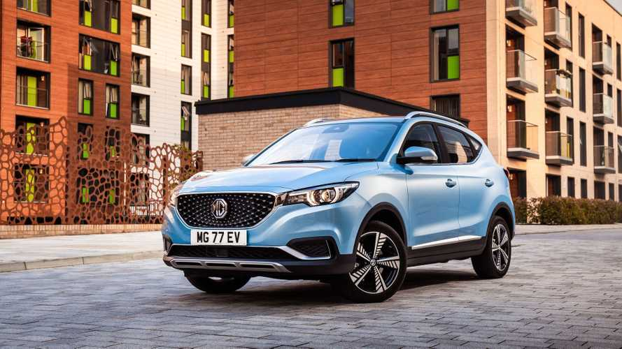 28% Of MG Sales In UK In February 2020 Were EVs