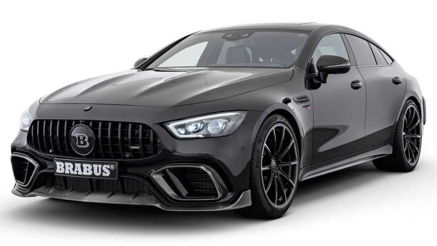 Mercedes-AMG GT63 S by Brabus unleashed with 789 bhp