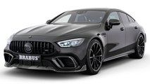 Brabus Modifiyeli Mercedes-AMG GT63 S