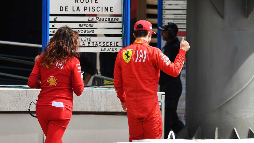 Ferrari concedes Leclerc Q1 risk was 'not worthwhile'