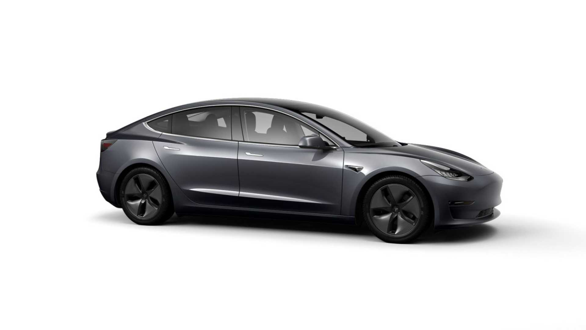 First Registrations Of Tesla Model 3 SR+ Spotted In Norway