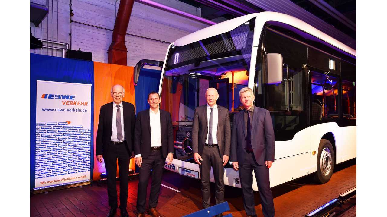 Mercedes Scores Record Order For eCitaro: Some With Solid-State Batteries