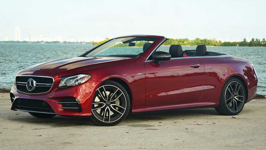 2019 Mercedes-AMG E53 Cabriolet Review: Lion's Heart, Sheep's Clothing