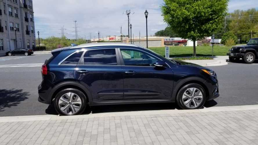 Check Out These Images Of One Of The First Kia Niro EVs In The U.S.