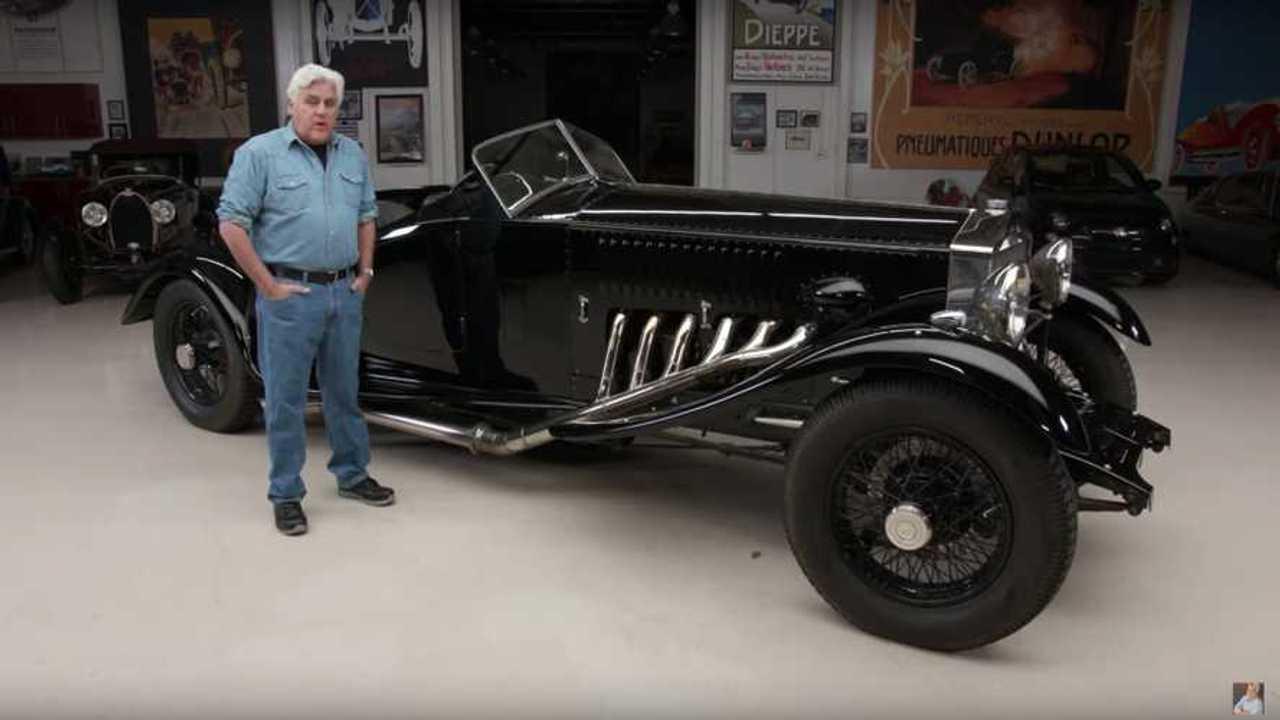 Jay Leno 1934 Rolls-Royce Merlin