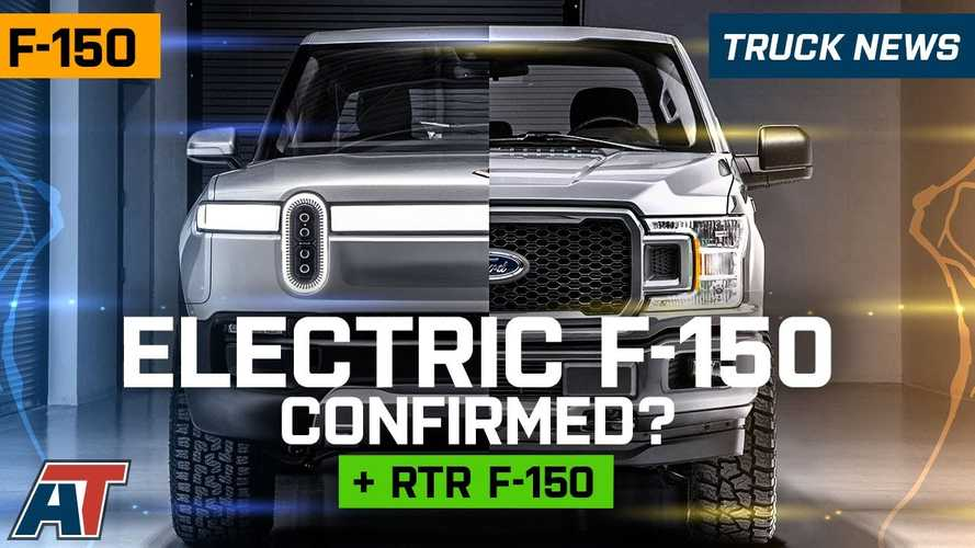 American Trucks Talks Electric Ford F-150 Pickup, Rivian R1T: Video