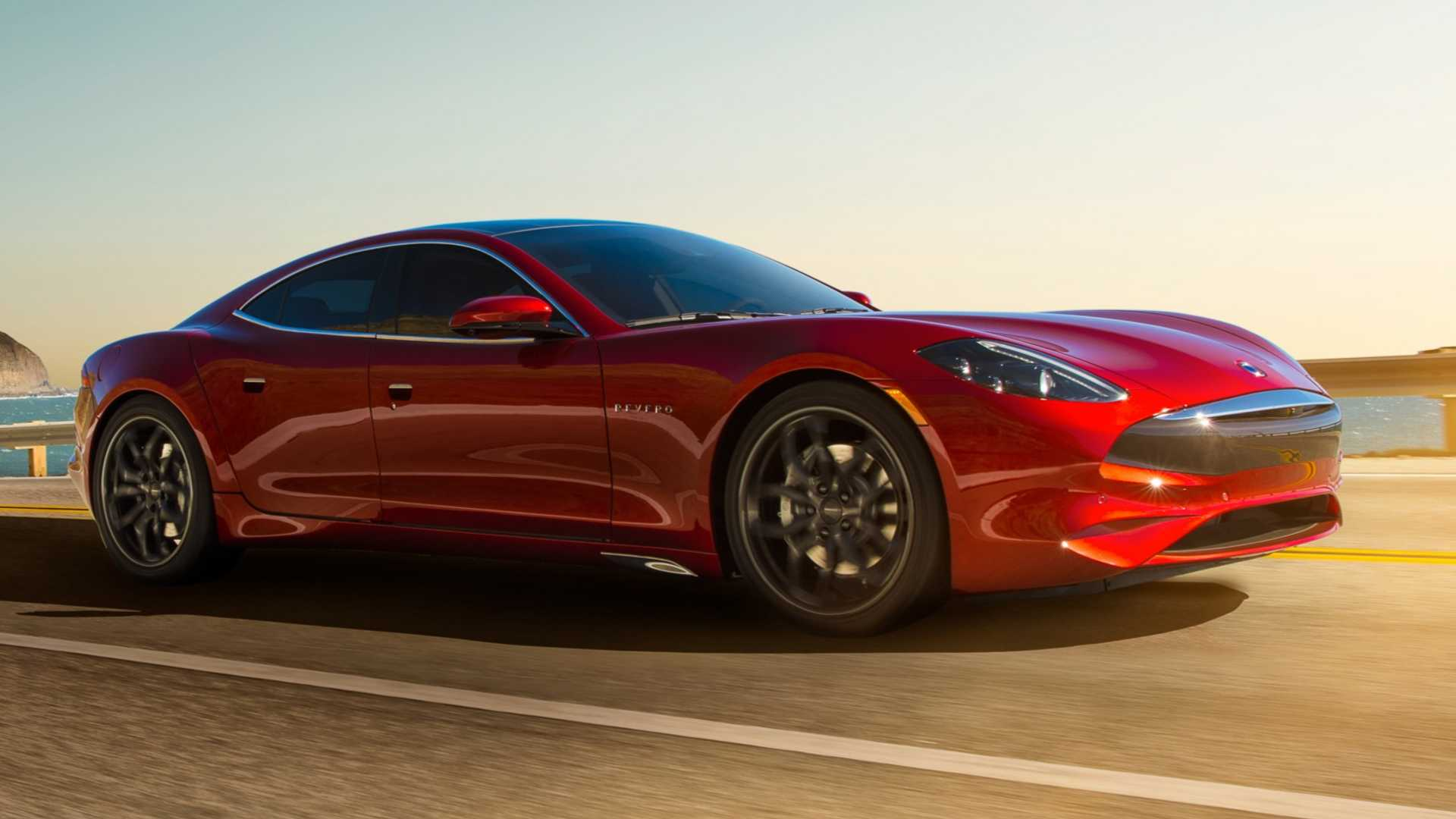 Karma Revero GT, ora più potente e leggera