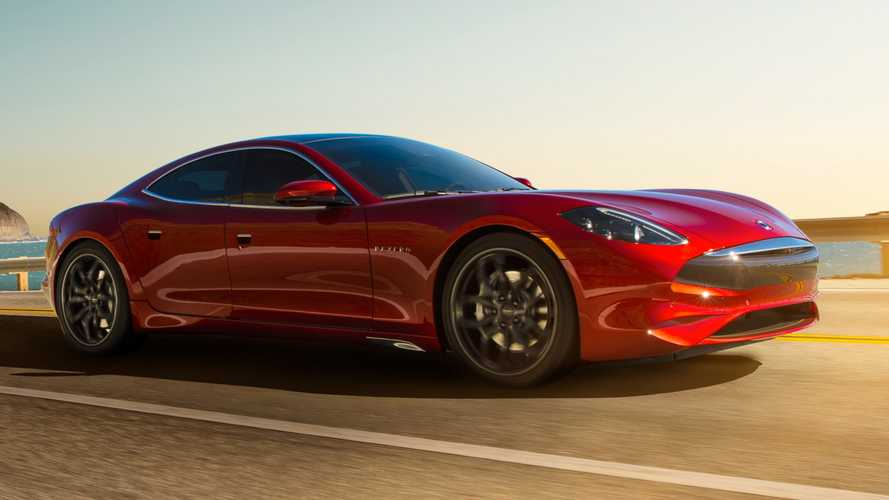 2020 Karma Revero GT revealed with 528 bhp