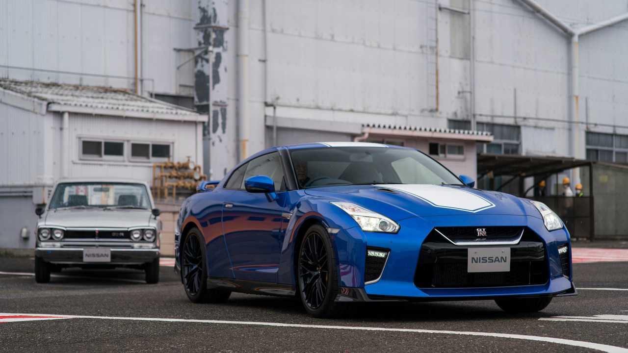 Nissan GT-R 50th Anniversary Edition