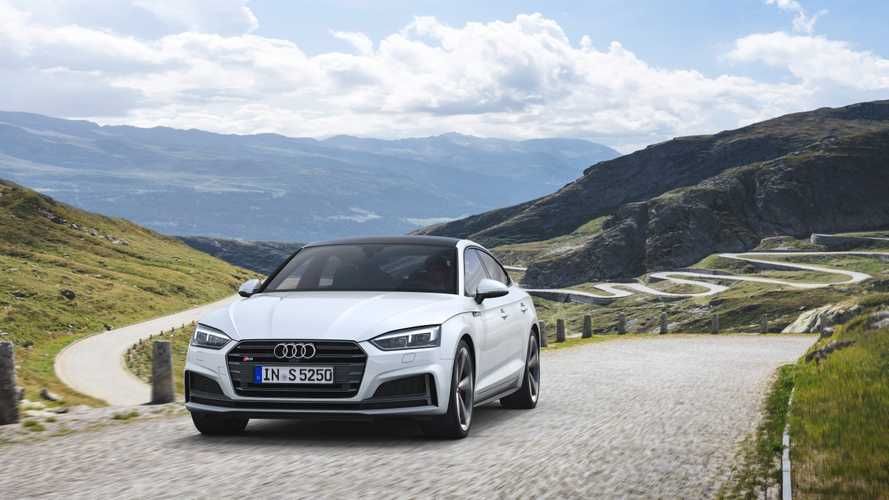 2020 Audi S5 Sportback TDI