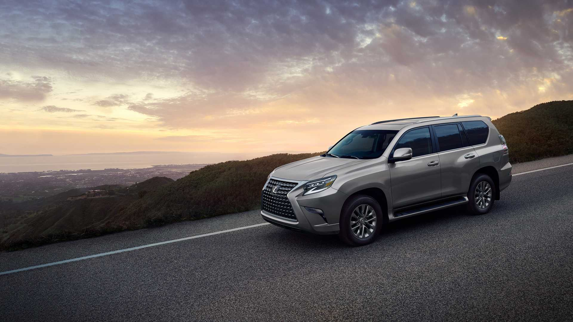 2020 Lexus GX 460: Refreshed, Changes, Price >> 2020 Lexus Gx Revealed With Updated Styling Off Road Package
