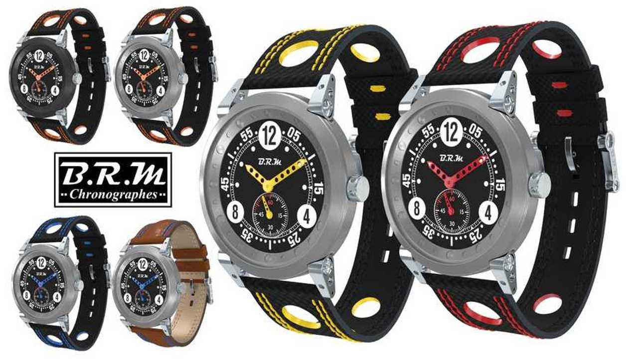 B.R.M. Flat 42 montre