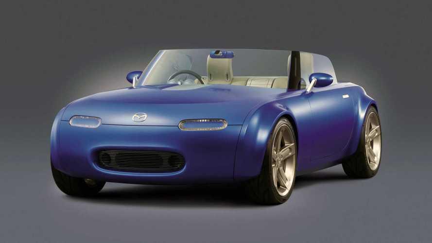 2003 Mazda Ibuki concept