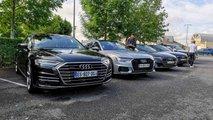 Essai Audi A8 50 TDI