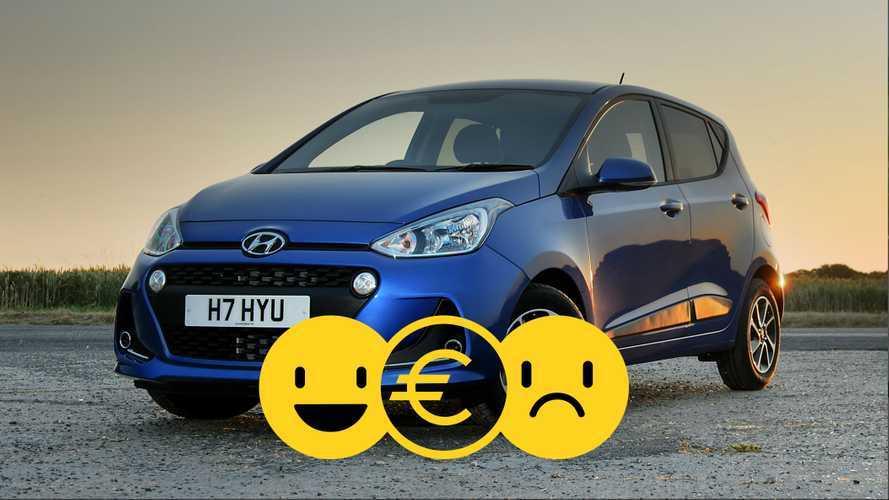 Promozione Hyundai i10, perché conviene e perché no
