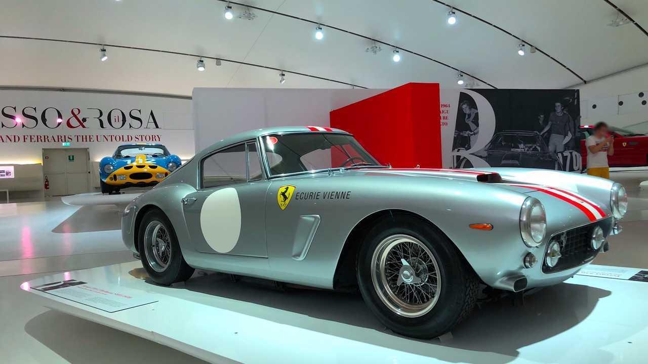 Ferrari 250 GT Berlinetta SWB