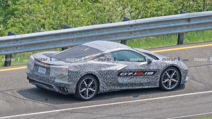 GM Patent Details 8-Speed DCT, Likely For Mid-Engined Corvette