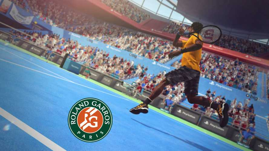 Tennis World Tour Roland-Garros, disponibile su tutte le piattaforme
