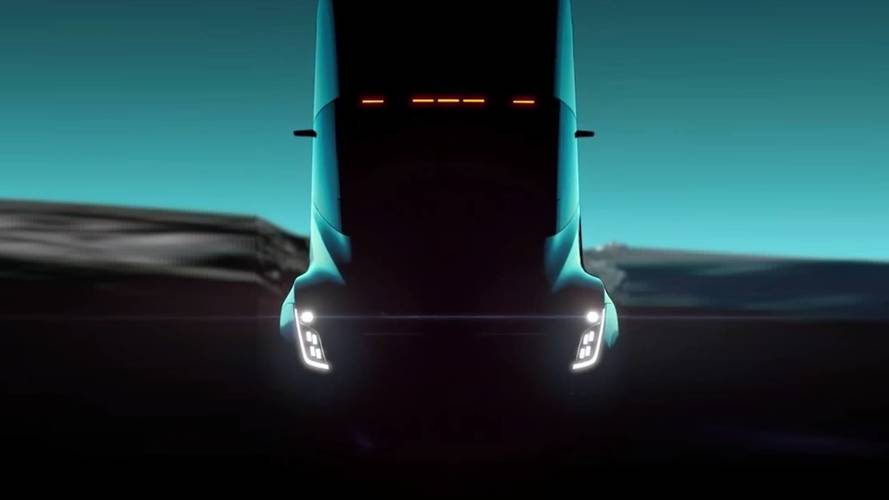 First Tesla Semi Video Surfaces