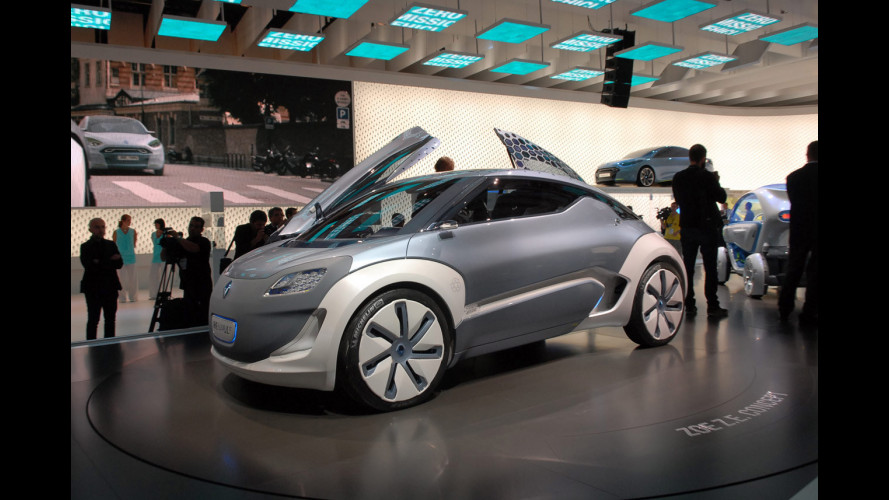 Renault prepara a Flins il suo polo elettrico