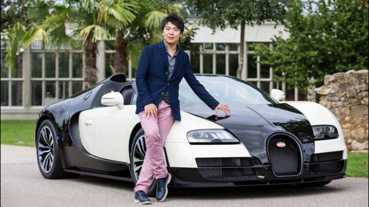 [Copertina] - La Bugatti Veyron Vitesse