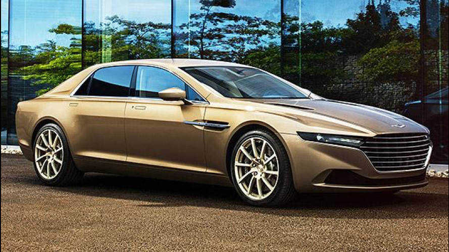Aston Martin Lagonda Taraf, in vendita anche in Italia