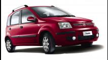 Fiat Panda model year 2010