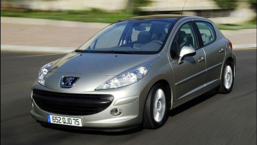 Peugeot 207, a caccia di usato