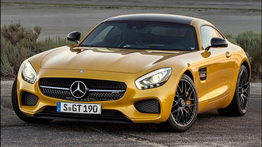 Mercedes-AMG GT, la supercar quotidiana