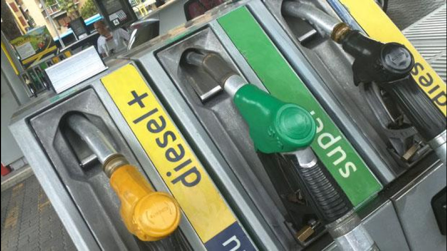 Il consumo di benzina è in lieve ripresa
