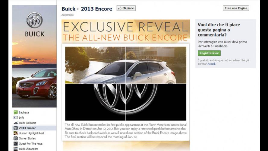 Buick Encore, la