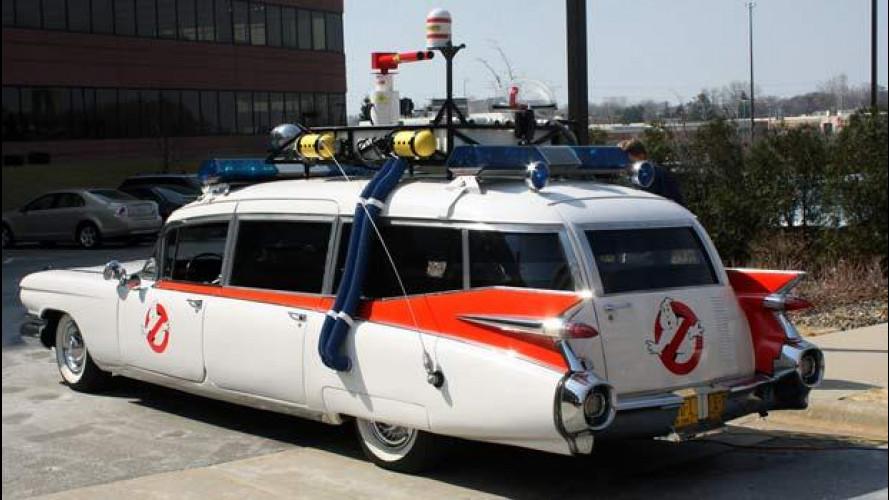Halloween, le auto più strane della festa