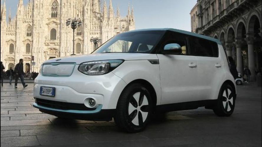 Kia Soul ECO-electric, atto di forza a zero emissioni