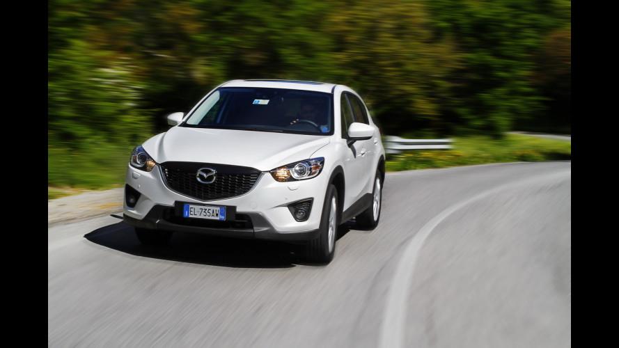 Mazda CX-5 2.0 Skyactiv-G AWD Exceed