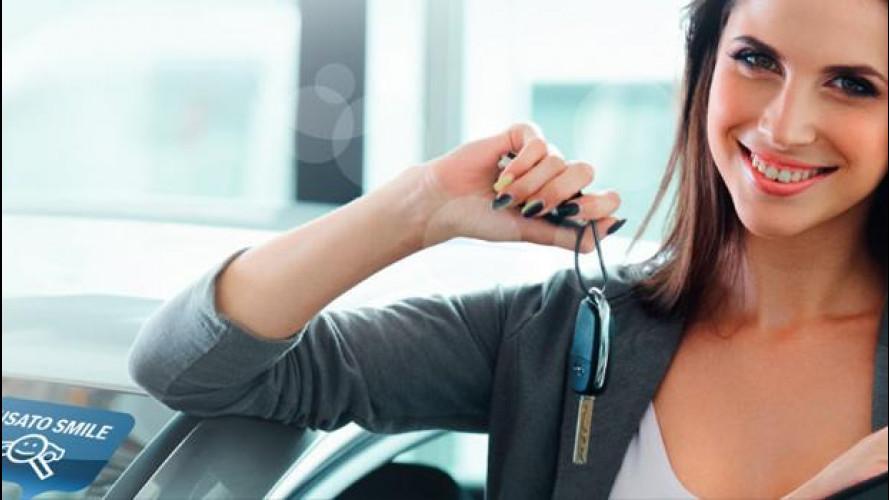 """Bosch, con Usato Smile l'auto di seconda mano è una """"certezza"""""""