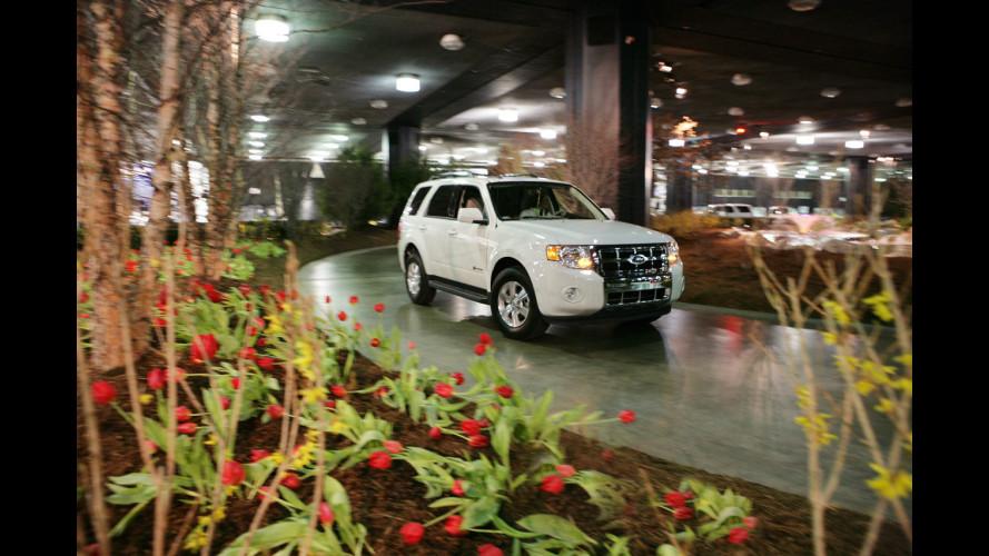 "EcoXperience: guidare ""verde"" a Detroit"