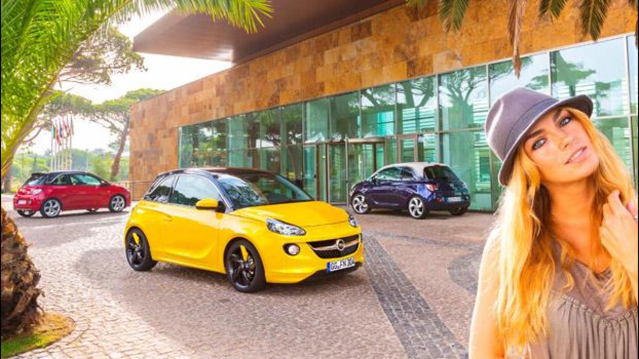 [Copertina] - Opel Adam è l'auto che si è svalutata meno nell'ultimo anno