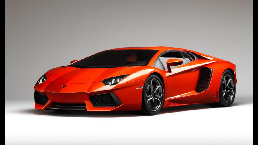 La Lamborghini Aventador svela i suoi segreti