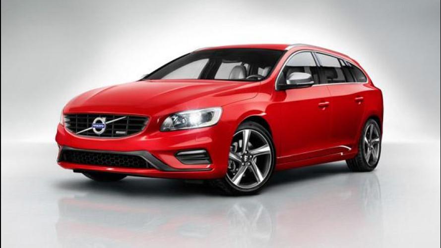 Volvo S60, V60, XC60 R-Design restyling