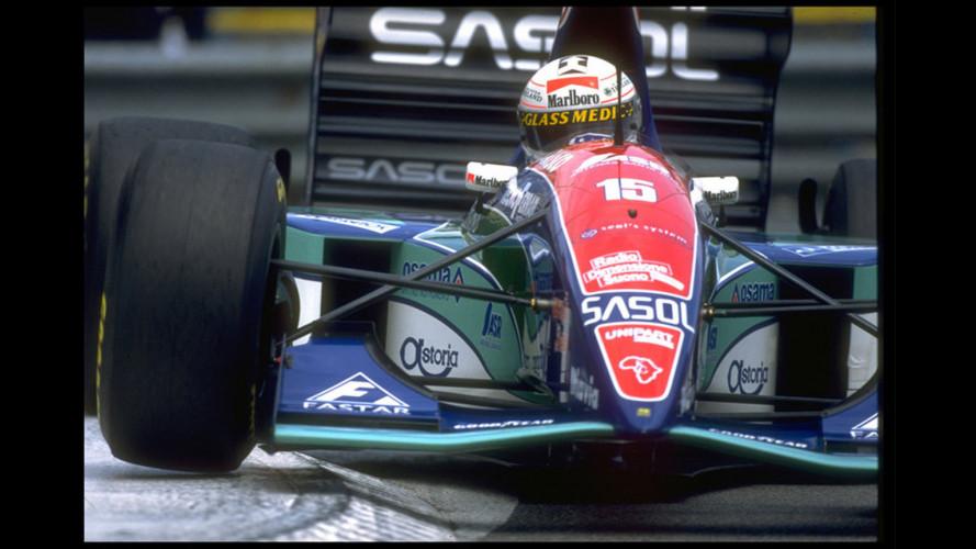 Jules Bianchi, Andrea de Cesaris: week end nero per il motorsport