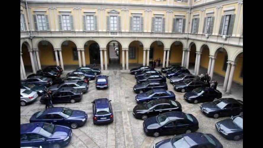 Auto blu, ecco quelle dei Capi di Stato italiani