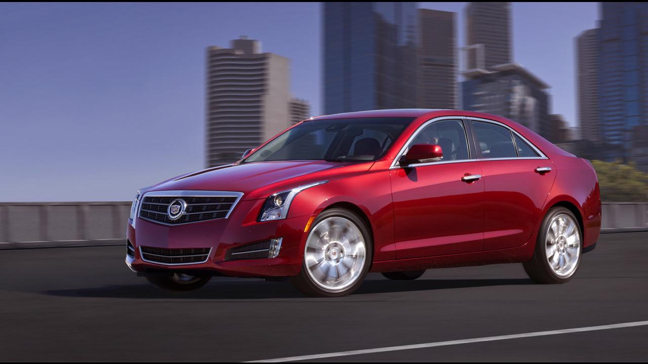 6. Cadillac ATS