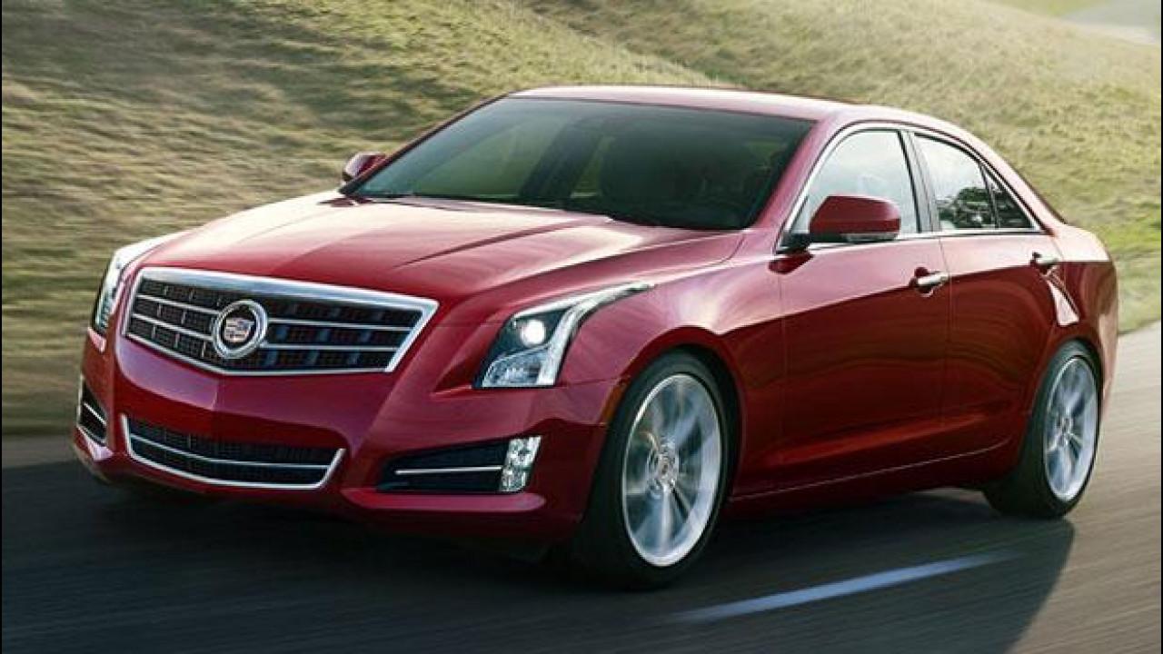 [Copertina] - Cadillac ATS, North American Car of the Year 2013