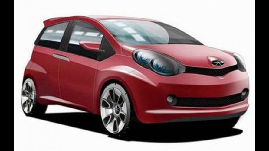 A00: la nuova minicar della Jianghuai Automobili
