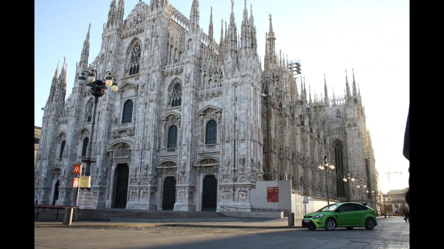 Al My Special Car con la nuova Focus RS