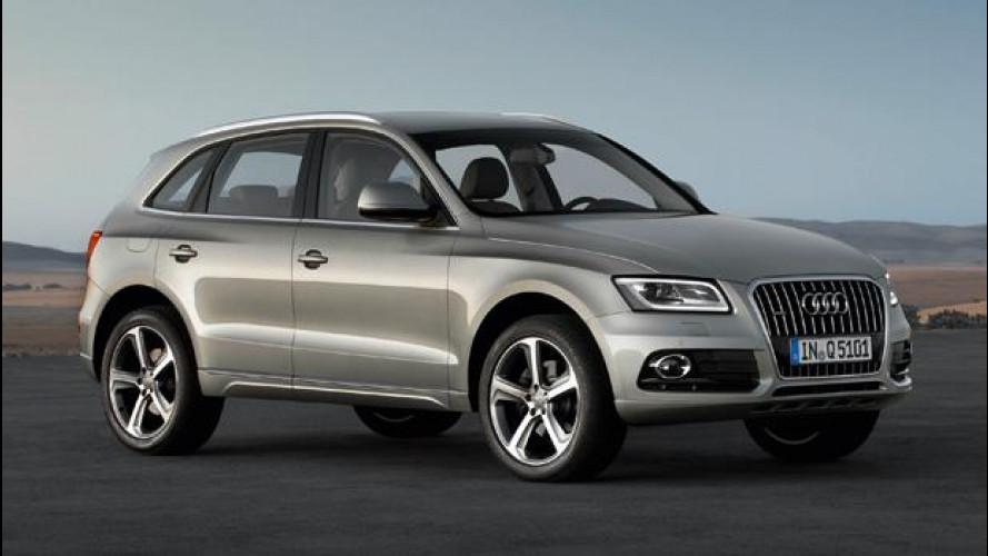 Audi Q5 restyling: prezzi da 37.600 euro
