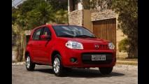 BRASIL, resultados de fevereiro de 2012: Fiat reassume liderança
