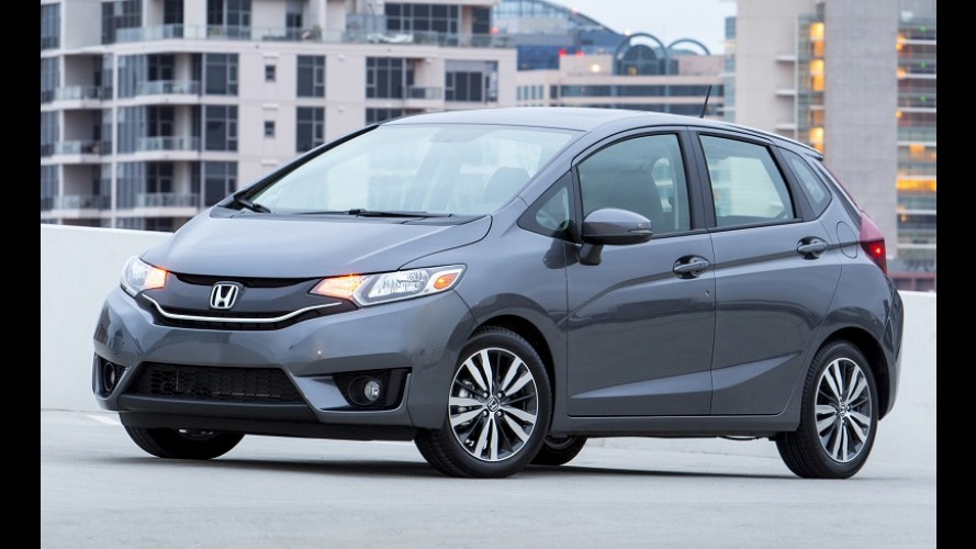 Honda Fit deve ganhar motor 1.0 de três cilindros em 2017