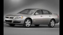 Novo Impala será produzido pela Chevrolet