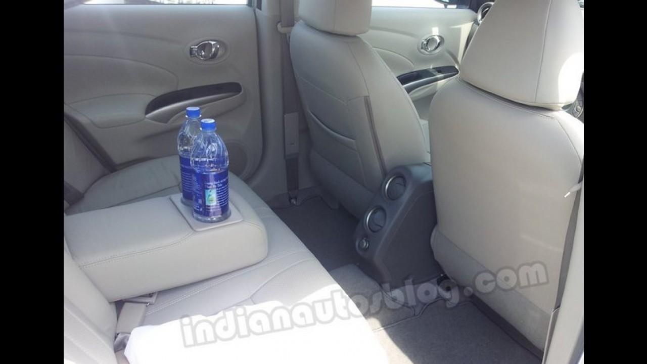 Renault Scala é revelado oficialmente na Índia - Veja as imagens do irmão do Nissan Versa
